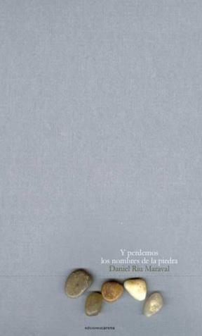 E-book Y Perdemos Los Nombres De La Piedra