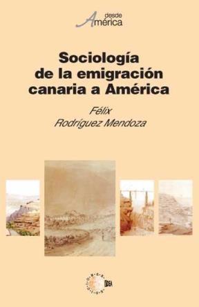 E-book Sociología De La Emigración Canaria A América