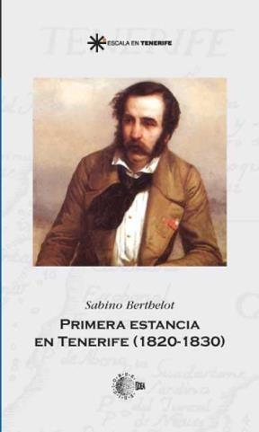 E-book Primera Estancia En Tenerife (1820-1830)