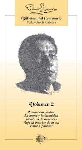 E-book Biblioteca Del Centenario Pedro García Cabrera - Volumen 2