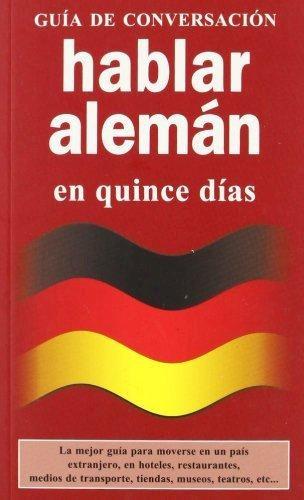 Papel Hablar Aleman En Quince Dias
