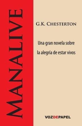 E-book Manalive