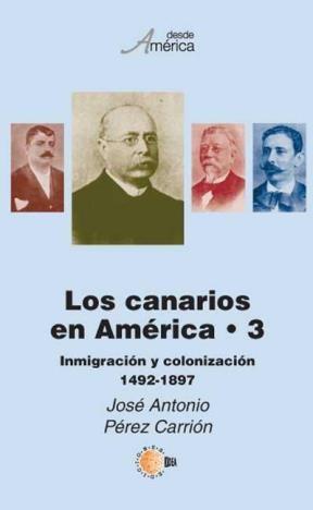 E-book Los Canarios En América - Tomo Iii