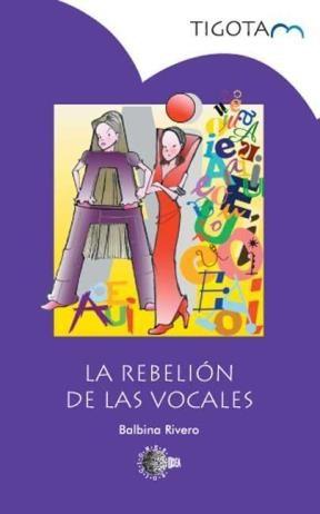 E-book La Rebelión De Las Vocales