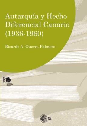 E-book Autarquía Y Hecho Diferencial Canario