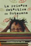 Papel La Primera Detective De Botsuana