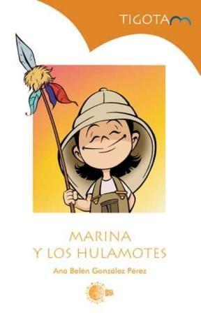 E-book Marina Y Los Hulamotes