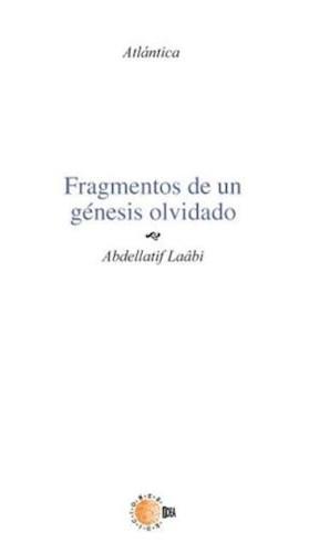 E-book Fragmentos De Un Génesis Olvidado