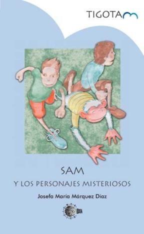 E-book Sam Y Los Personajes Misteriosos