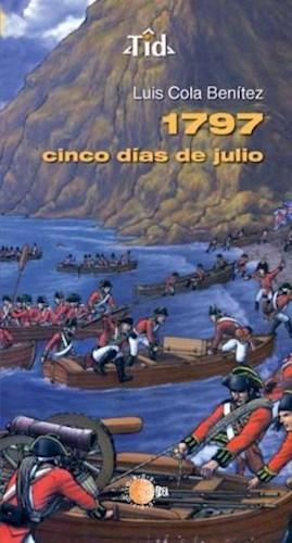 E-book 1797. Cinco Dias De Julio