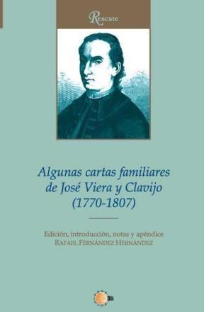 E-book Algunas Cartas Familiares De Jose Viera Y Clavijo (1770-1807)