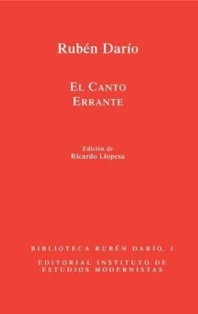 E-book El Canto Errante, Edición De Ricardo Llopesa