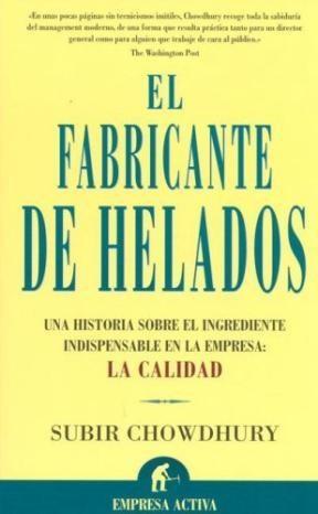 Papel Fabricante De Helados, El