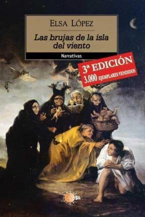 E-book Las Brujas De La Isla Del Viento
