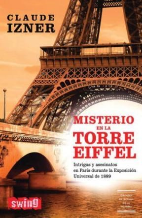 Papel Misterio En La Torre Eiffel