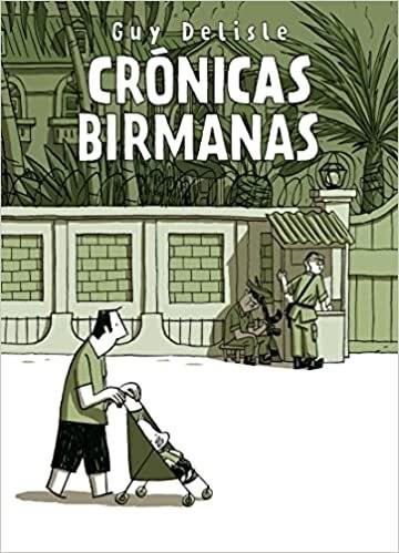 Papel CRONICAS BIRMANAS