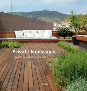 Libro Private Landscapes