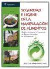 Papel Seguridad E Higiene En La Manipulacion De Alimentos