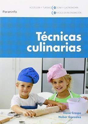 Papel Tecnicas Culinarias