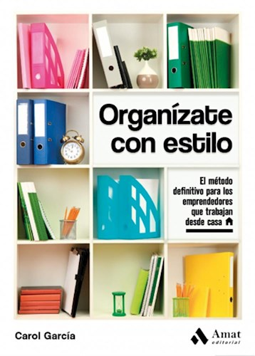 Libro Organizate Con Estilo