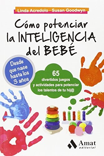 Libro Como Potenciar La Inteligencia Del Bebe