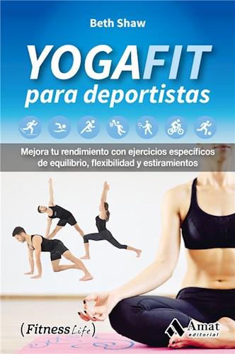 E-book Yogafit Para Deportistas