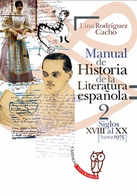 Papel MANUAL DE HISTORIA DE LA LITERATURA ESPAÑOLA II