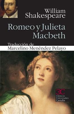 Papel Romeo Y Julieta/Macbeth