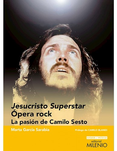 Papel JESUCRISTO SUPERSTAR . OPERA ROCK