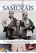 Papel BREVE HISTORIA DE LOS SAMURAIS