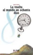 Libro Vuelta Al Mundo En 80 Dias ( Tb )