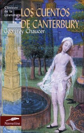 Libro Cuentos De Canterbury ( Tb )
