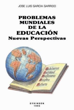 E-book Problemas Mundiales De La Educación. Nuevas Perspectivas