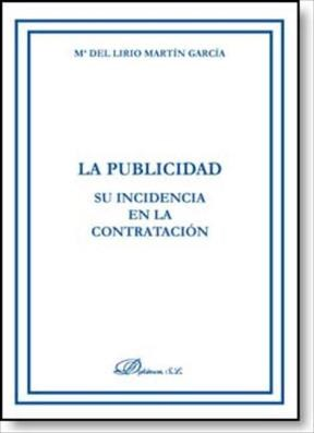 E-book La Publicidad: Su Incidencia En La Contratación
