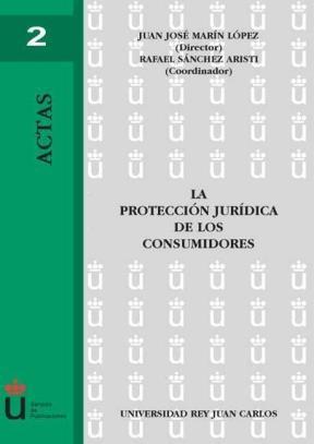 E-book La Protección Jurídica De Los Consumidores