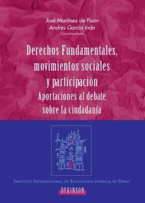 E-book Derechos Fundamentales, Movimientos Sociales Y Participación