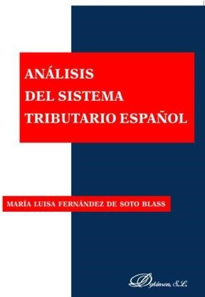 E-book Análisis Del Sistema Tributario Español