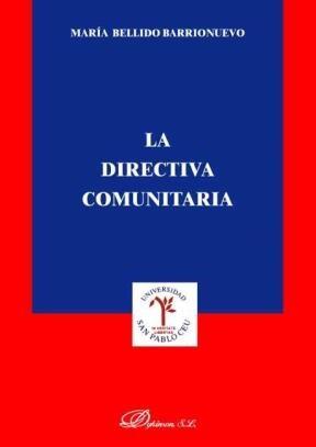 E-book La Directiva Comunitaria