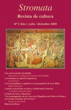 E-book Stromata. Revista De Cultura Nº 2