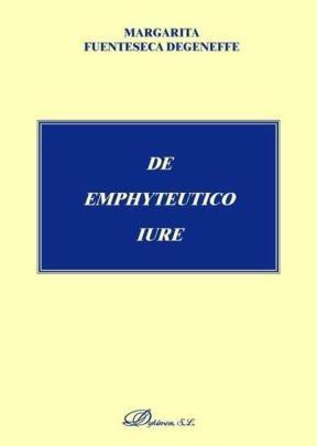 E-book De Emphyteutico Iure