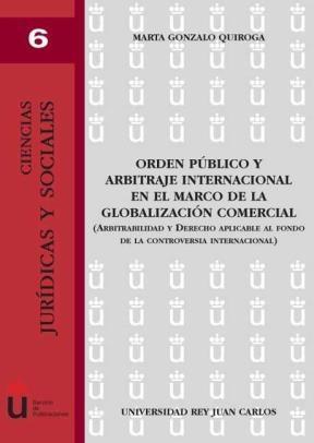 E-book Orden Público Y Arbitraje Internacional En El Marco De La Globalización Comercial
