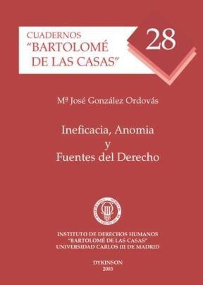 E-book Ineficacia, Anomia Y Fuentes Del Derecho