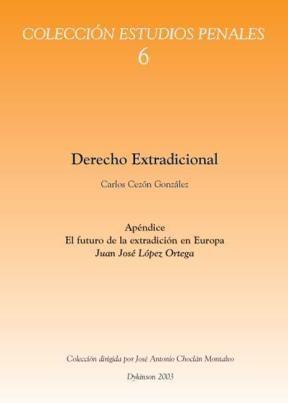 E-book Derecho Extradicional