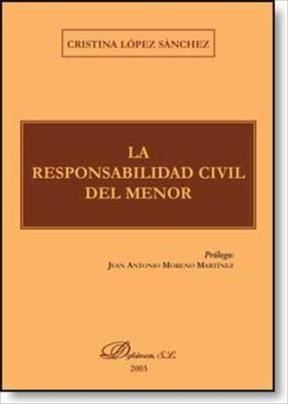 E-book La Responsabilidad Civil Del Menor