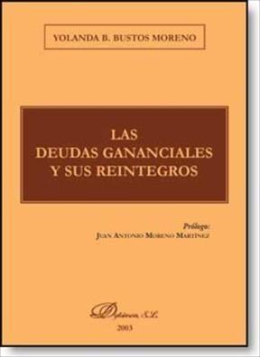 E-book Las Deudas Gananciales Y Sus Reintegros