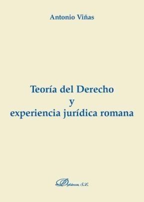 E-book Teoría Del Derecho Y Experiencia Jurídica Romana