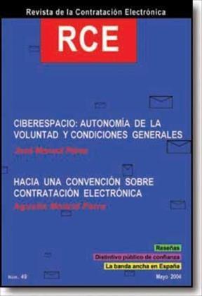 E-book Rce 49, Mayo 2004