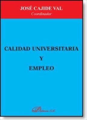 E-book Calidad Universitaria Y Empleo