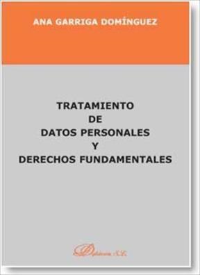 E-book Tratamiento De Datos Personales Y Derechos Fundamentales