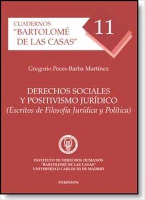 E-book Derechos Sociales Y Positivismo Jurídico